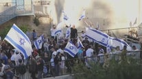 Tension between Israel and Hamas are on the rise after airstrike