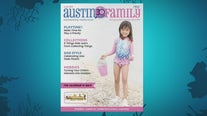 Austin Family: Encouraging children to take up a hobby