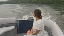 Hitting the lake with Float on Boat Rentals