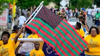 States move to restrict critical race theory as US celebrates Juneteenth