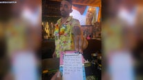 St. Pete bartender goes viral after using fake receipt to rescue woman from being harassed