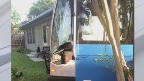 Homeowners still waiting for reimbursement after CapMetro bus crash