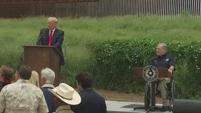 Texas Dems call border visit a 'publicity stunt' amid 'real issues'