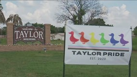 Taylor gears up for Pride event this weekend