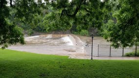 Barton Springs Pool closed until flooding stops, damage can be assessed