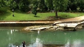 Barton Springs Pool will re-open Friday after flood clean up