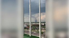 Colorado tornado: Twister touches down north of Denver