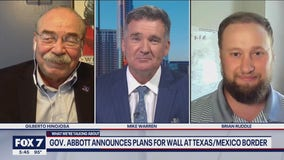 FOX 7 Discussion: Gov. Abbott intends to build border wall