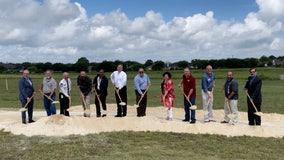 Williamson County leaders break ground on Southeast Loop segment 1