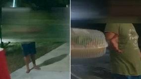 Pasco County deputies buy pair of flip-flops, sandwich for shoeless citizen