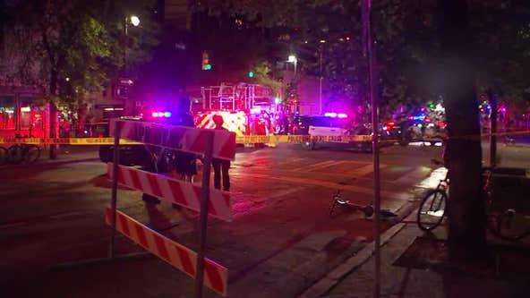 1 downtown Austin shooting victim dies, juvenile suspect in custody