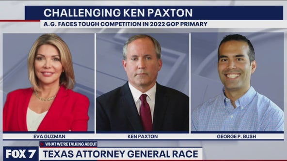 FOX 7 Discussion: GOP candidates running for Texas Attorney General
