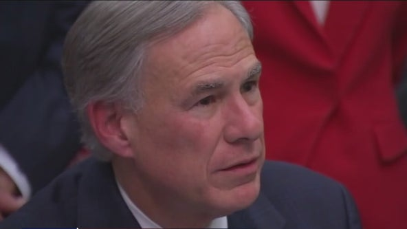 Gov. Abbott shares his plans for building a Texas/Mexico border wall