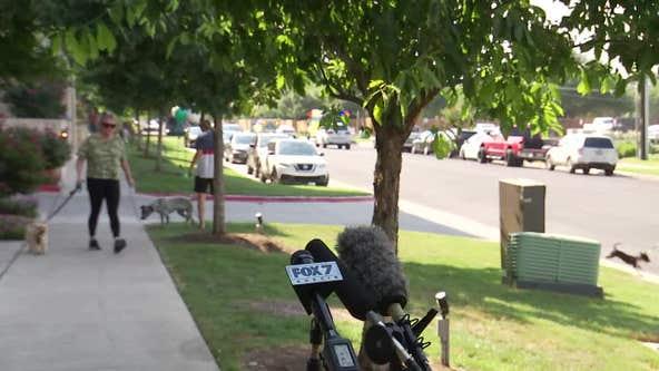 APD responding to SWAT situation near Elmont Drive, Town Lake Circle