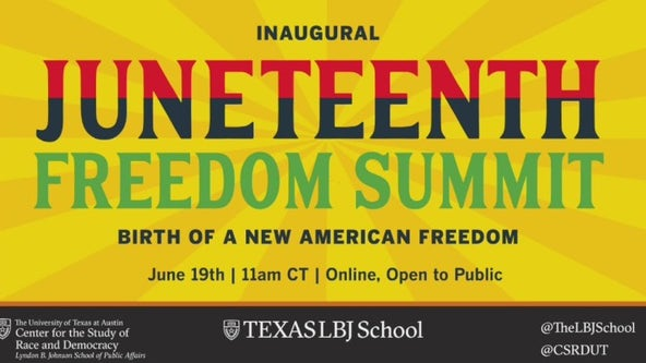 Juneteenth Freedom Summit at University of Texas