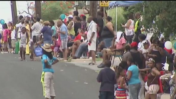 Juneteenth celebrations continuing in Austin after skipping last year