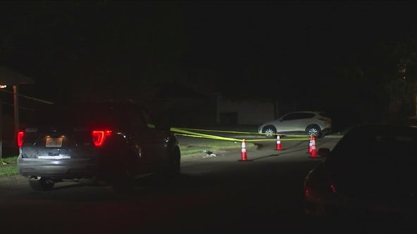 At least one person is dead following shooting at birthday party