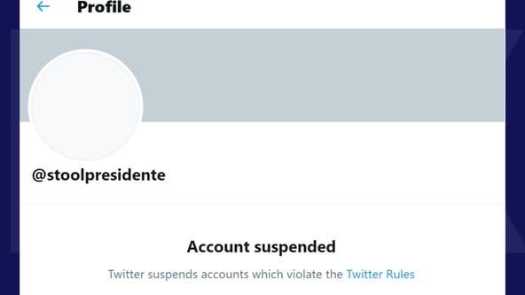 Barstool Sports founder Dave Portnoy briefly suspended from Twitter