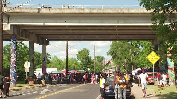 Austin celebrates first Juneteenth as a federal holiday