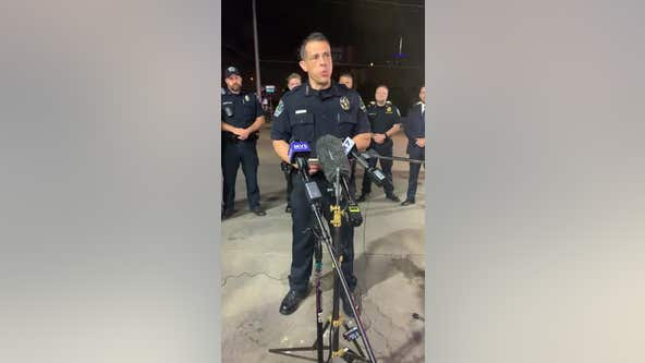 Austin Police Department provides update on downtown shooting