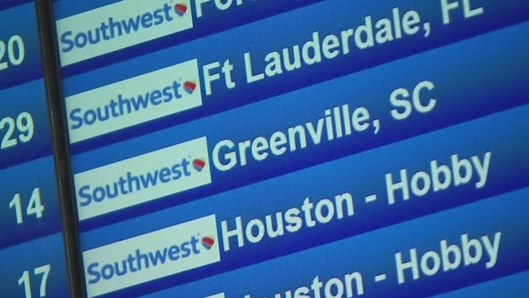 Southwest tech issues cause delays, cancellations for travelers