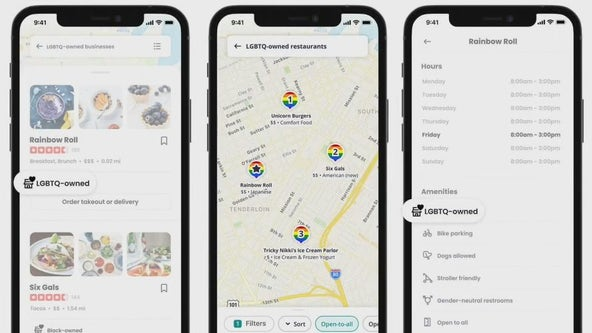 Yelp talks about new LGBTQ+ attribute, local trends