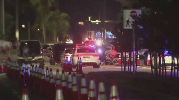 South Florida Pride parade car crash appears to be unintentional