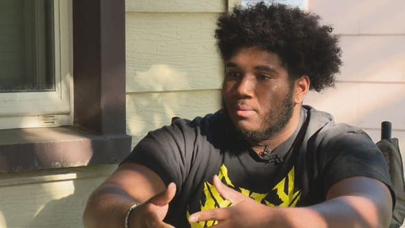 Triumph from tragedy: 4 years after mom's murder, teen graduates with 4.0, football scholarship