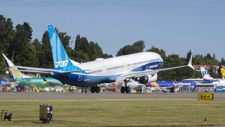 Boeing's 737 Max 10 Takes First Flight
