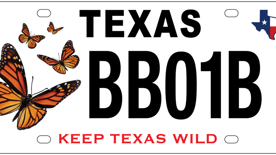 For only $30 you can put one of these conservation license plates on your vehicle, motorcycle or trailer.