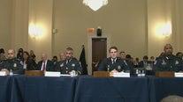 Capitol riot hearing in Washington D.C. hears officer testimonies