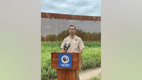 Texas Land Commissioner sues Biden Administration over border wall