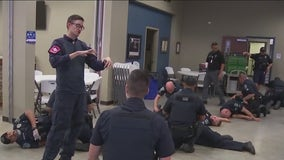 APD officers receive specialized medical training from ATCEMS