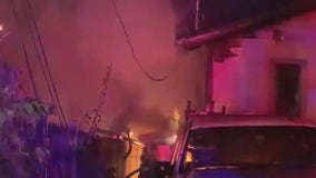 Fireworks cause of Northeast Austin fire that damaged three homes