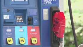 Problems at pump as more people take road trips on Fourth of July weekend