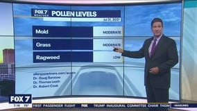 Morning weather forecast for July 21, 2021