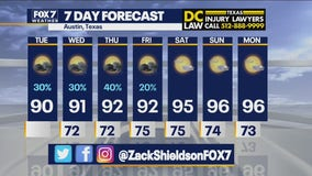 Morning weather forecast for July 20, 2021