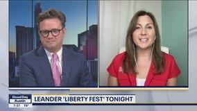 LIVE: Leander Mayor talks legislative priorities as well as 4th of July 'Liberty Fest'
