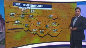 Noon weather forecast for July 20, 2021