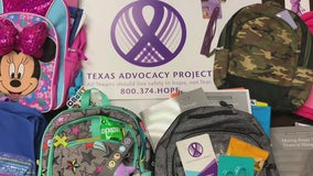 FOX 7 Discussion: Backpacks for Hope helps kids of domestic violence survivors