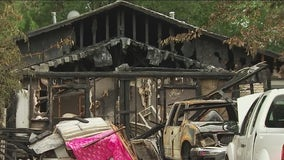 AFD responds to several fires caused by illegal fireworks
