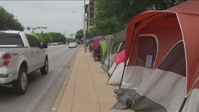 Residents push back on new city of Austin homeless camp plan