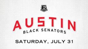 Ex-baseball team Austin Black Senators to be honored at Dell Stadium