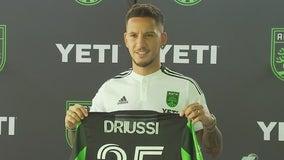 Austin FC signs final designated player Sebastian Driussi
