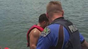APD enforcing personal watercraft ban on Lake Austin