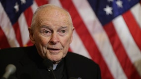 Former DC archbishop Theodore McCarrick charged with abusing minor: report
