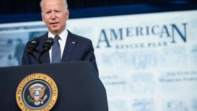 Economic recovery from pandemic will have ups and downs, Biden says