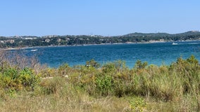 ATCEMS respond to medical incident in Lake Travis at Bob Wentz Park