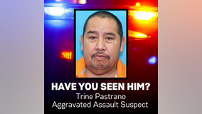 Police in San Marcos searching for aggravated assault suspect