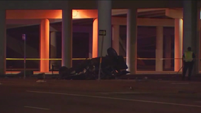 3 dead after truck falls off overpass in Southeast Austin